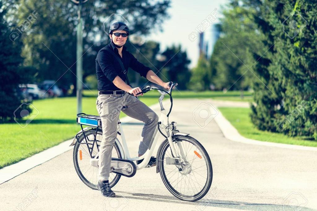Chế xe đạp thường thành xe đạp điện